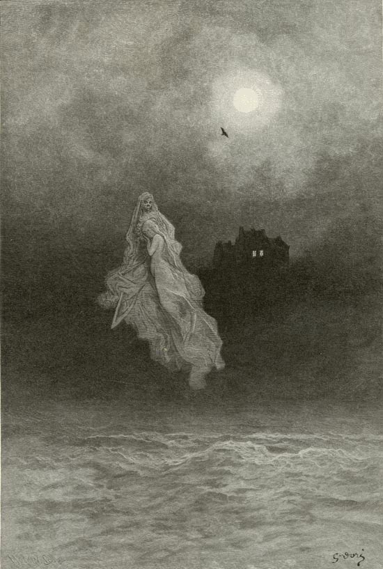 Back into the Tempest Gustave Dore