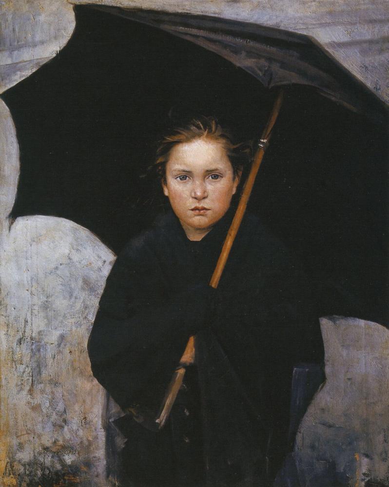 Bashkirtseff_The_Umbrella_Russian_Museum_Saint_Petersburg
