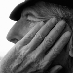 Leonard Cohen, a great Poet and Songwriter. What is he thinking about?