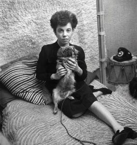 The writer Jane Bowles