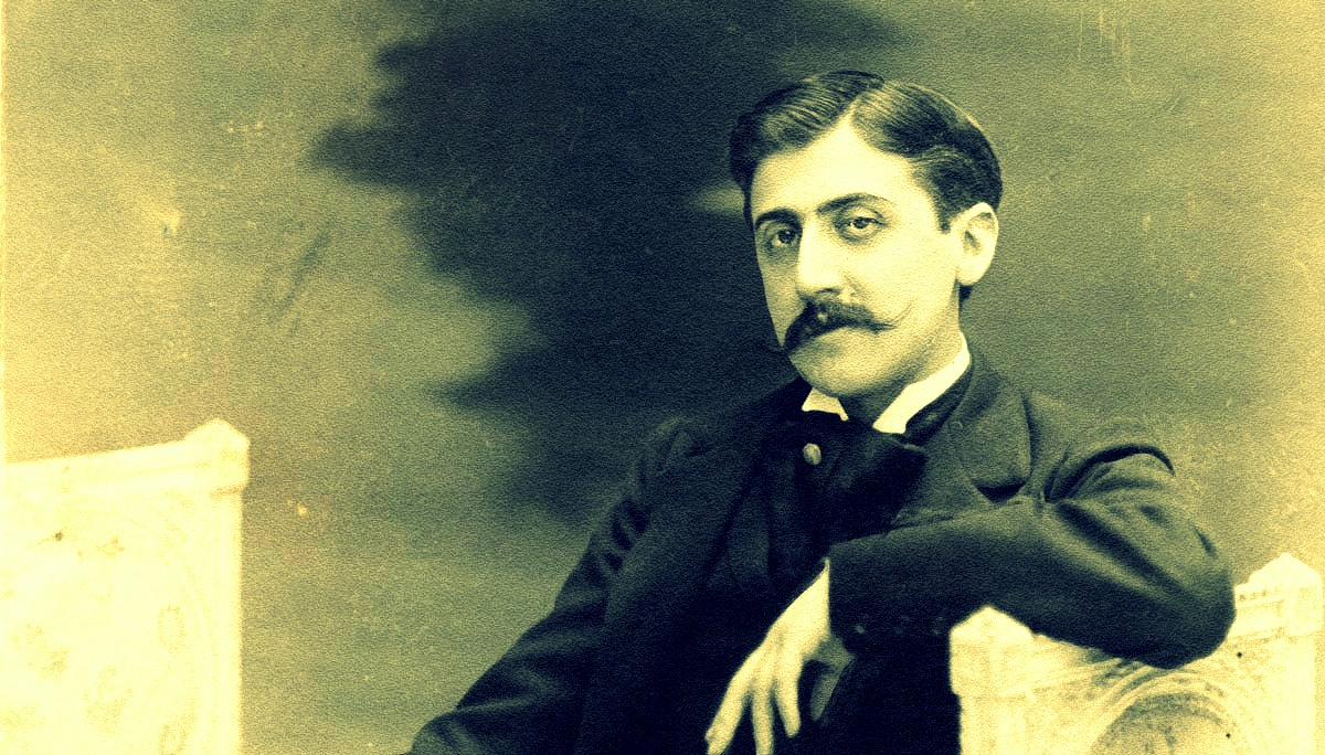 Marcel Proust Archives - Moniqs.com: Satisfaction For Art Lovers...